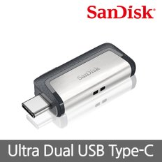 샌디스크정품 Dual USB 3.0 / USB 3.1 Type-C 32GB