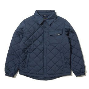 NJ3NK57 KS QUILTED SHIRTS JACKET키즈 퀼티드 셔츠 자켓