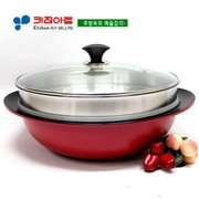 파티(PARTY) WOK PAN(36CM)찜기