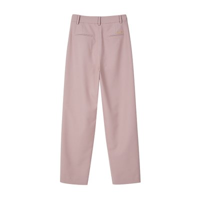 [레이브]Side Tuck Tapered Slacks in D/Pink_VW0SL1020