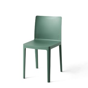 Elementaire Chair / Smoky Green