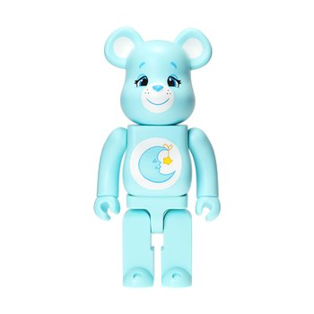 400% BEARBRICK BED TIME BEAR