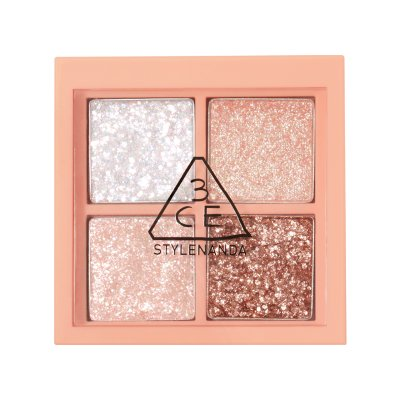 MINI MULTI EYE COLOR PALETTE - GLITTER