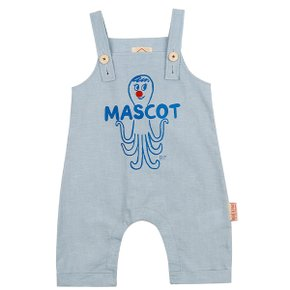 Mascot baby denim playsuit