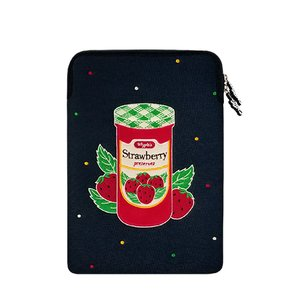 Laptop Sleeve - Strawberry Jam 13inch/15inch (LPLG8G850BK)