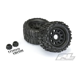 [Pro-Line Racing]AP10155-10 Trencher HP 3.8 All Terrain BELTED