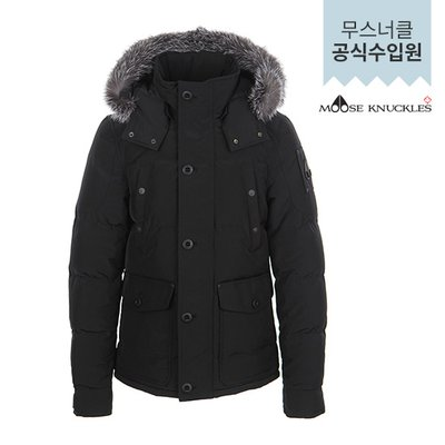 [MOOSEKNUCKLES] 남성 포트 더퍼린 재킷 Port Dufferin Jacket (18FMK8612MMWJMK310)