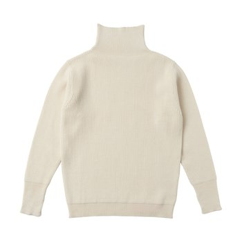 SAILOR TURTLENECK OFF WHITE