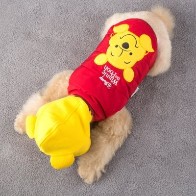[Disney] PUPPY PADDING (Mickey/Pooh)