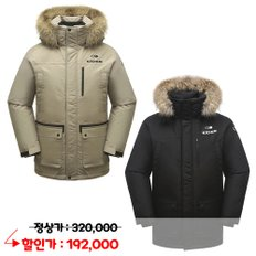 [18FW 이월] KARAS+ (카라스+) α DOWN JACKET / DMW18563 (2COLOR)