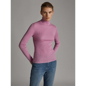 WOOL HIGH NECK SWEATER 05609520668