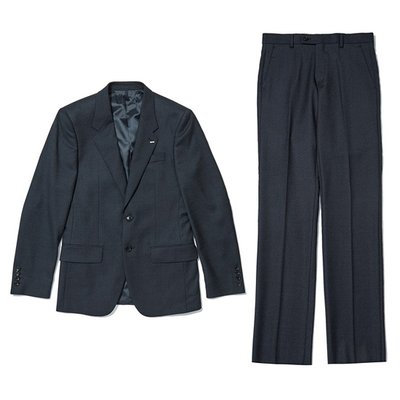 basic wool suit _CWFBW18635MIX_CWFCW18635MIX