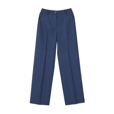 [레이브]Pintuck Stitched Pants in D/Navy_VW0SL1040
