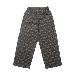SUPER WIDE PANT GREY