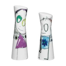 Poul Pava salt & pepper set 1 set