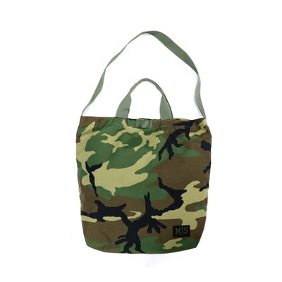 [MIS]Waterproof Carrying Bag - Woodland Camo