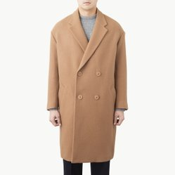 CHESTER FIELD COAT BEIGE