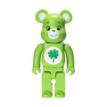 400% BEARBRICK GOOD LUCK BEAR