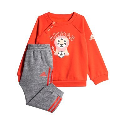 [adidas kids]IN F CREW SET(DM7039)