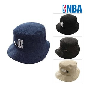 [시흥점] LAC CLIPPERS 뱃지장식 BUCKET HAT(N185AP151P)