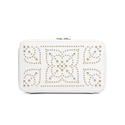 WOLF 울프 308653 Marrakesh Zip Case Cream 여행용파우치