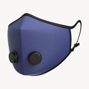 [재입고]Urban Breathing Mask Solid blue