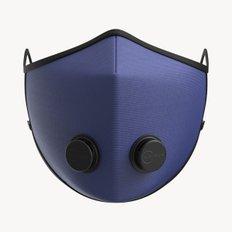 Urban Breathing Mask Solid blue