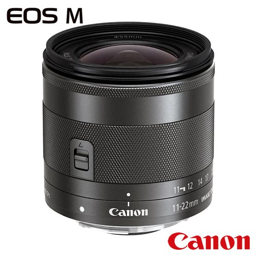 [정품] EF-M 11-22mm F4-5.6 IS STM