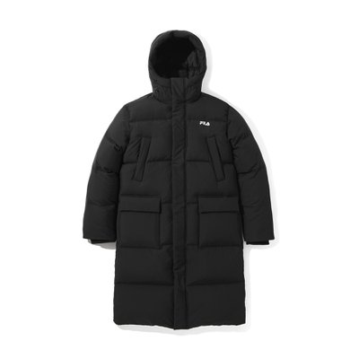 [FILA] 온라인단독3D LONG DOWN JUMPER (FE2DJA6104X_BLK)