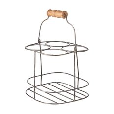 WINE HOLDER 4Bottle Stand