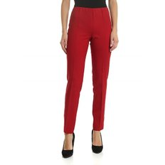 [패로슈] Red stretch virgin wool trousers (LILIUX D220003X 009)