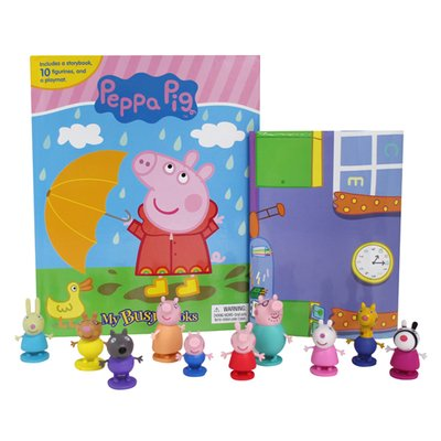 페파피그 Peppa Pig My Busy Book 비지북