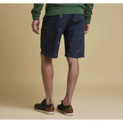 피처 EMB 쇼트팬츠 네이비(Barbour Feature Emb Short NY)BAH1MTR0571NY91