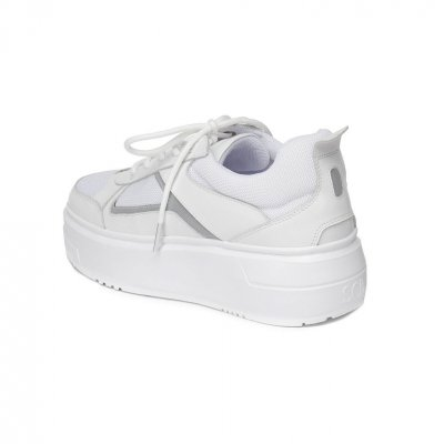 [파주점] Casual platform sneakers(White) (DG4DX20029WHT)