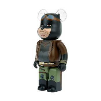400% BEARBRICK KNIGHTEMARE BATMAN
