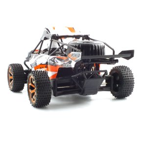 [2.4GHz]1/18 4WD Buggy Muscle 최대속도 20km/h RTR (ZC358154OR) 스피드버기 R/C