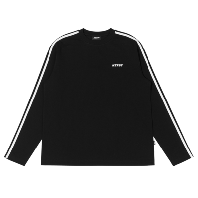 NY Long Sleeve T-shirt Black