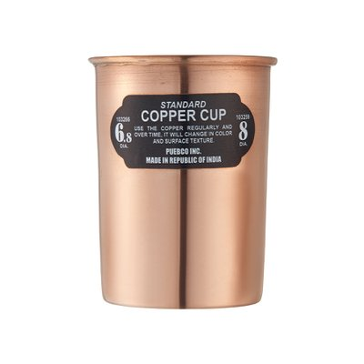COPPER CUP Straight
