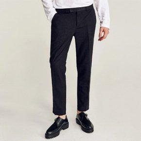 SHAPELY SLIM LINE SLACKS (BLACK)
