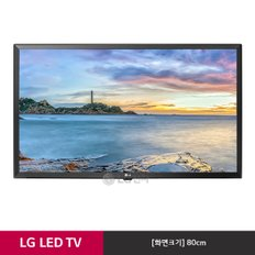 HD LED TV 32LJ582BW (벽걸이형)