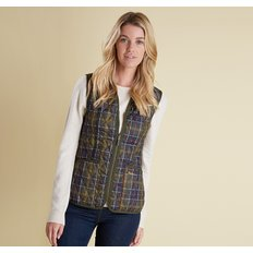 Barbour 바버 레이디 타탄 베티 라이너(BARBOUR Ladies Tartan betty liner) LQU0327TN11