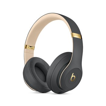 Beats Studio3 Wireless 헤드폰 - Beats Skyline Collection - 섀도 그레이(MQUF2ZP/A)