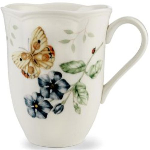 레녹스 Butterfly Meadow Orange Sulphur Mug 2개