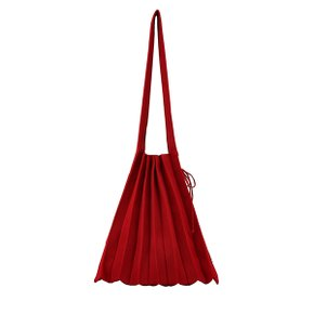 Lucky Pleats Knit M Crimson Red (0JSJ1SH40308F)