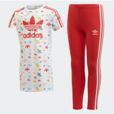 [adidas kids]TEE DRESS SET(FM4943)