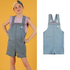 [SPECIAL SALE] Daisy denim overall pants