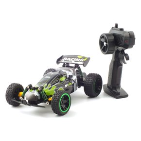 [2.4GHz]1/18 Speed Racing Car R/C (QY411128GR) 레이싱버기 무선조종 RC