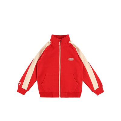 [20% SALE] Stripe point track jacket (기모O)