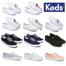 [Keds] 챔피온 코어 캔버스,챔피온 솔리드 CHAMPION CORE CANVAS,CHAMPION SOLIDS 외11종 택일 (WF60506,WF59159,WF61015,WF61018,WF34200,WF34100,WF24700,WF34000,WF60302,WF59928,WF59927) 여성
