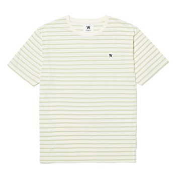 ACE T-SHIRT MINT STRIPE